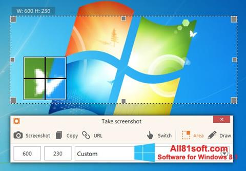 Screenshot ScreenShot Windows 8.1