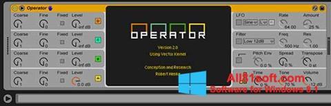 Screenshot OperaTor Windows 8.1