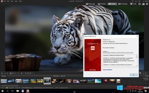 Screenshot ACDSee Pro Windows 8.1