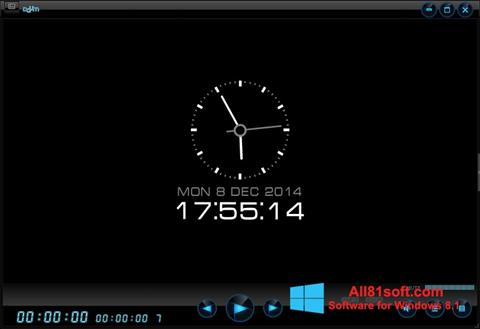 Screenshot Daum PotPlayer Windows 8.1