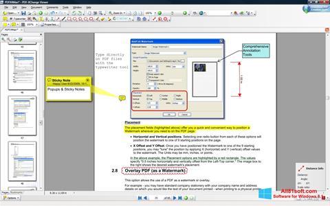 Screenshot PDF-XChange Editor Windows 8.1