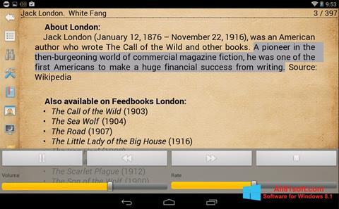 Screenshot Cool Reader Windows 8.1