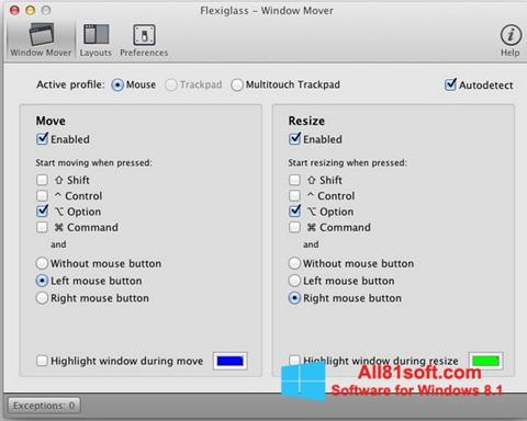 Screenshot Punto Switcher Windows 8.1