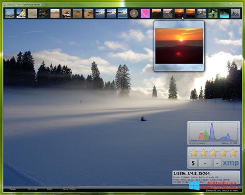 Screenshot FastPictureViewer Windows 8.1